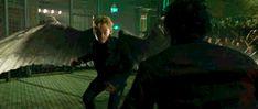 Angel vs Nightcrawler #X_Men_Apocalypse