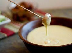 Fonduta di formaggio gruviera - Svizzera