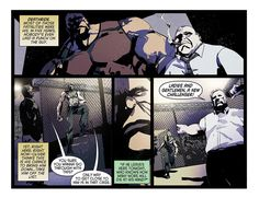 Arrow Digital Comic - Chapter 10