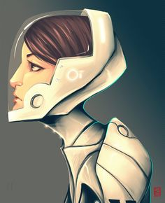 Leyna by Sha-H.deviantart.com on @deviantART