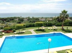 view from apartment in Cabopino