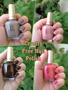 """Cruelty Free Nail Polish from Milani:  I'm more of an OPIer. This brand is more like $3 instead of $8, for all of you """"that would be cruelty-free if it didn't cost so much. CVS carries it."""