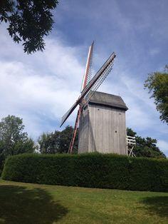 Cassel Cassel, Le Moulin, Utility Pole, Nord Pas De Calais