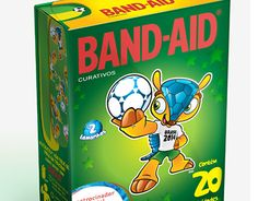 """Check out this @Behance project: """"Band Aid Deco FIFA"""" https://www.behance.net/gallery/17206917/Band-Aid-Deco-FIFA"""