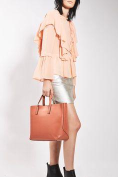 Neue, schlichte Sammy Shoppingtasche