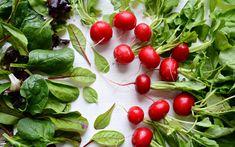 Rzodkiewka, Liście, Deski Vegetables, Fruit, Food, Essen, Vegetable Recipes, Meals, Yemek, Veggies, Eten