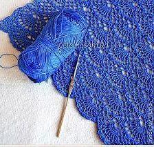 Bom dia amadas! Vejam que pontos lindos, amo muito, me lembraram os crochês da minha vozinha (: Espero que gostem e façam co...
