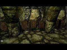 "SKYRIM Secret Room ""Best Weapons"" ""Best Armor"" Walkth"