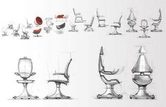 Furniture by Ryan Dart at Coroflot.com
