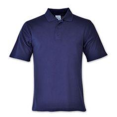 Azulwear -  Workwear Golf Shirts, Workwear, Html, Polo, Mens Tops, Stuff To Buy, Fashion, Pique, Moda
