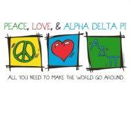 Peace, love, & Alpha Delta Pi :]