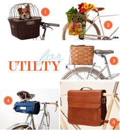 I need a bike so I can get all these cute baskets for it! Lol