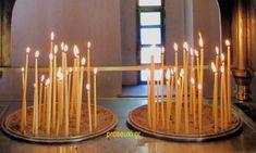 Προσευχή για την οικογένεια Religion, Candles, Christian, Icons, Creativity, Symbols, Candy, Candle Sticks, Ikon
