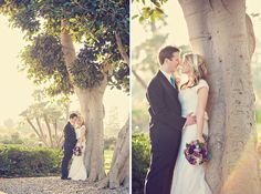 weddings posing