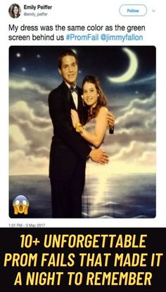 10+ #Unforgettable Prom #Fails That Made It A Night To #Remember