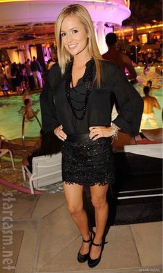 emily maynard - I absolutely love all of her clothes. She is my favorite
