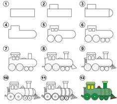 Így tanítsd a gyereket rajzolni: 10 nagyszerű példa 9 szakaszra osztva - Filantropikum.com 9 And 10, Diagram, Words, Drawings, Album, Google, Sketches, Drawing, Portrait