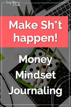 - Money Mindset Journaling: Make Sh * t happen. Get the Money Tracker for more online business sales and financial freedom. Increase your sales and strengthen your mindset money so you can make more money online. With the free money track Content Marketing, Online Marketing, Affiliate Marketing, Make More Money, Earn Money, Mental Training, Journal Prompts, Online Business, Business Sales