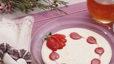 Panna Cotta, Healthy Recipes, Drinks, Ethnic Recipes, Food, Drinking, Dulce De Leche, Beverages, Healthy Eating Recipes