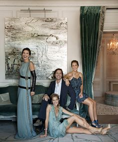 While I was in Paris last summer, I had the pleasure of visiting with Sally Perrin and her daughter Chloe in their gorgeous family apartment designed by Chahan Minassian. It was first featured in a magazine in 2010 and it still looks as good today. The apartment faces the Seine river and the Louvre so […]