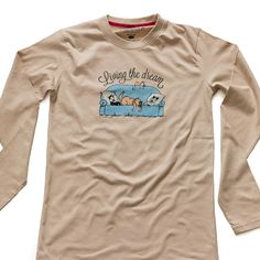 """Living the Dream"" T-Shirt  
