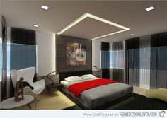 15 Art Deco Bedroom Designs
