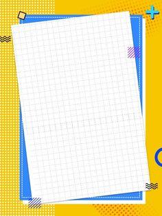 Creative yellow pop style geometric background -   #