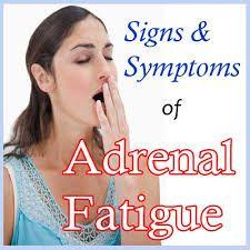 adrenal overload symptoms - Google Search