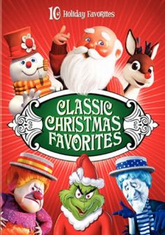 classic christmas favorites dvd tv shows and movies on dvd video tcm shop - Classic Christmas Specials