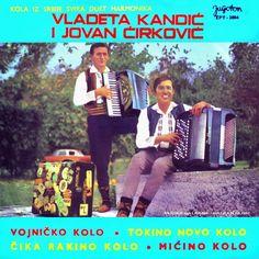 MUZIKA BALKANA - BALKAN MUSIC: Duet harmonika VLADETA KANDIĆ i JOVAN ĆIRKOVIĆ - K...