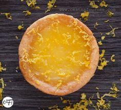 C'est ma fournée !: Les tartelettes citron minute de Christophe Felder
