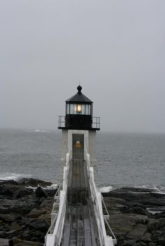 Marshall Point Light - Maine   www.facebook.com/loveswish