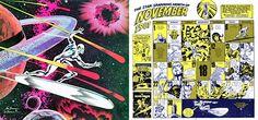 1981/2015 Marvel Comics Calendar - November