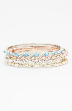 Givenchy 'Thayer' Crystal Bangle available at Nordstrom
