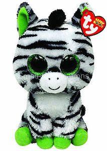 zebra beenie boo