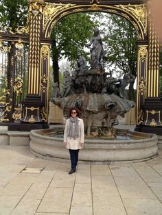 Place Stanilas- Nancy