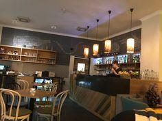 I'm at Cafe Truffe!