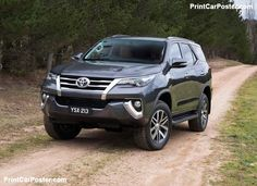 Toyota Fortuner 2016 poster, #poster, #mousepad, #tshirt