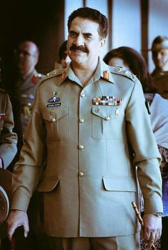General Raheel Sharif,the man who signifies hope,the man who will be remembered because he did not impose a martial law but helped fight Terrorism and support the Civilian leadership.