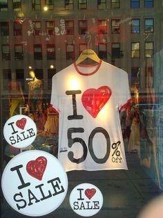 Nice Sales Window