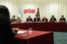 Juan Manuel Urtubey encabezo la reunión de Gabinete de Ministros