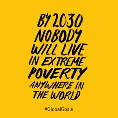 #GlobalGoals http://www.globalgoals.org/global-goals/no-poverty/