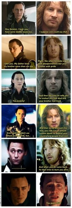 Could we just point out that Faramir was a great man fought the influence of the ring harder than his brother in the fact that he didn't want the ring, and did his best to make sure that Frodo was able to destroy it.