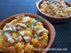 RECETAS DE CASA.: Patatas revolconas