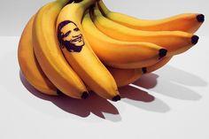 Tattoos auf Bananen - Eine Kunst für sich ( 19 Bilder ) - Atomlabor Wuppertal Blog