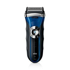 Braun Series 3 Wet & Dry Shaver For Men Home - Bloomingdale's Best Electric Razor, Best Electric Shaver, Electric Razors, New Beard Style, Dry Conditioner, Beard Shapes, Foil Shaver, Close Shave, Shaving Razor