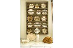 Casa-Segovia Isabel Lopez, Cocinas Kitchen, Blog, Bookcase, Decorative Plates, Pantries, Interior Design, Kitchens, Designers