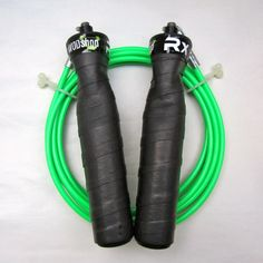 WODshop.com - RX Smart Gear | WODshop RX Jump Rope SPECIAL EDITION - Black/Neon Green, $34.95 (http://www.wodshop.com/rx-smart-gear-wodshop-rx-jump-rope-special-edition-black-neon-green/)