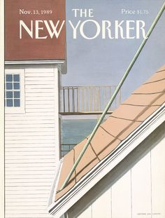 The New Yorker - Monday, November 13, 1989 - Issue # 3378 - Vol. 65 - N° 39 - Cover by : Gretchen Dow Simpson