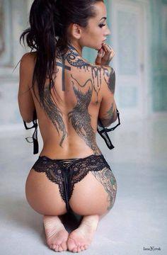 Girls tattoo -Tattoo Design #Tattoo #tattoodesign
